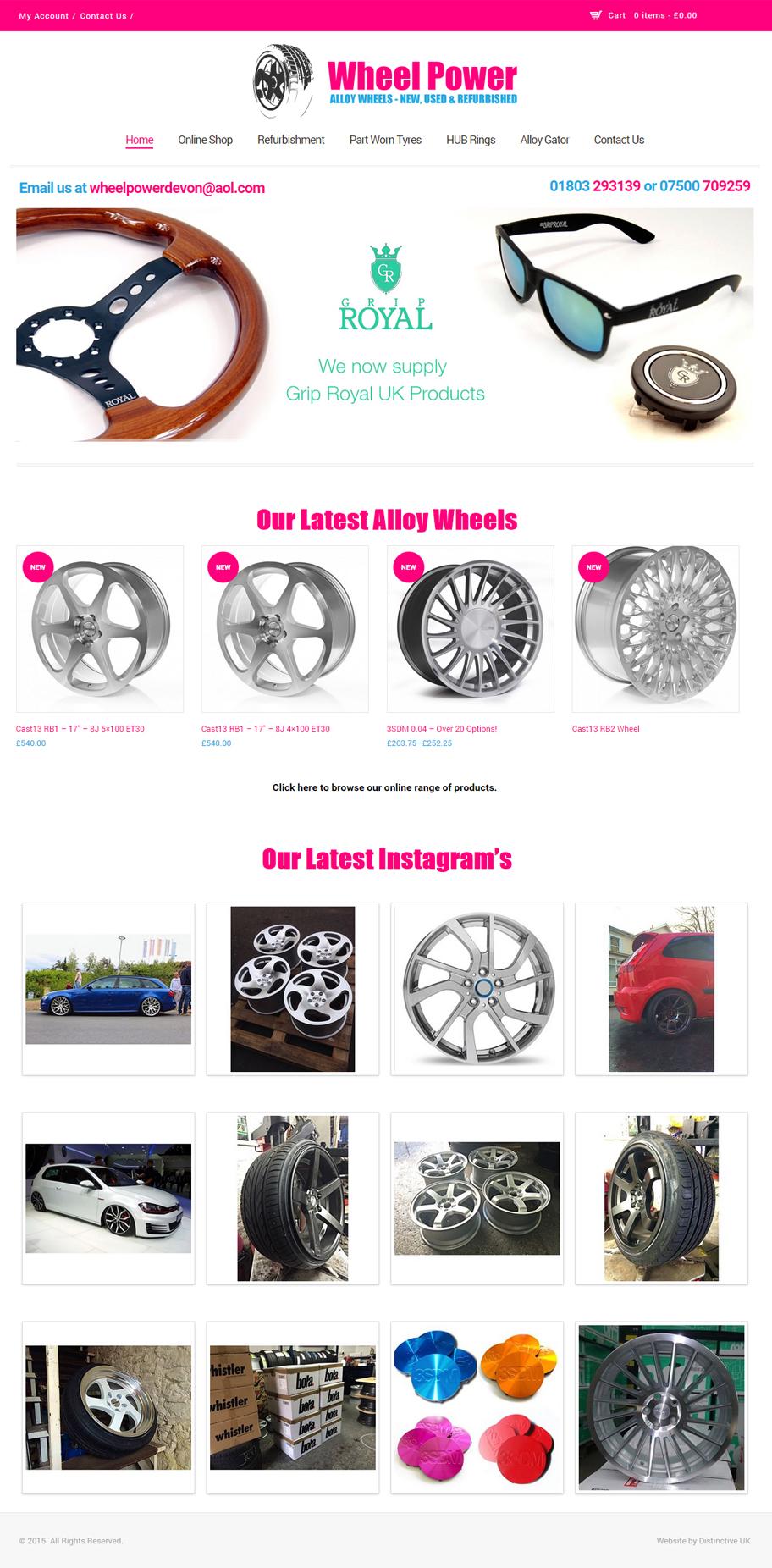 Wheel Power Devon
