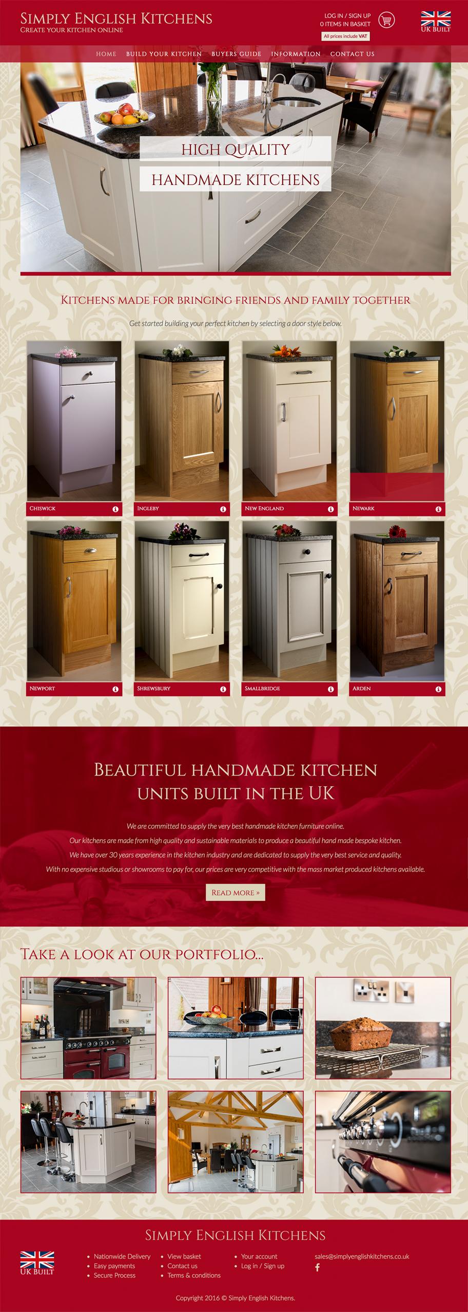 Simply English Kitchens