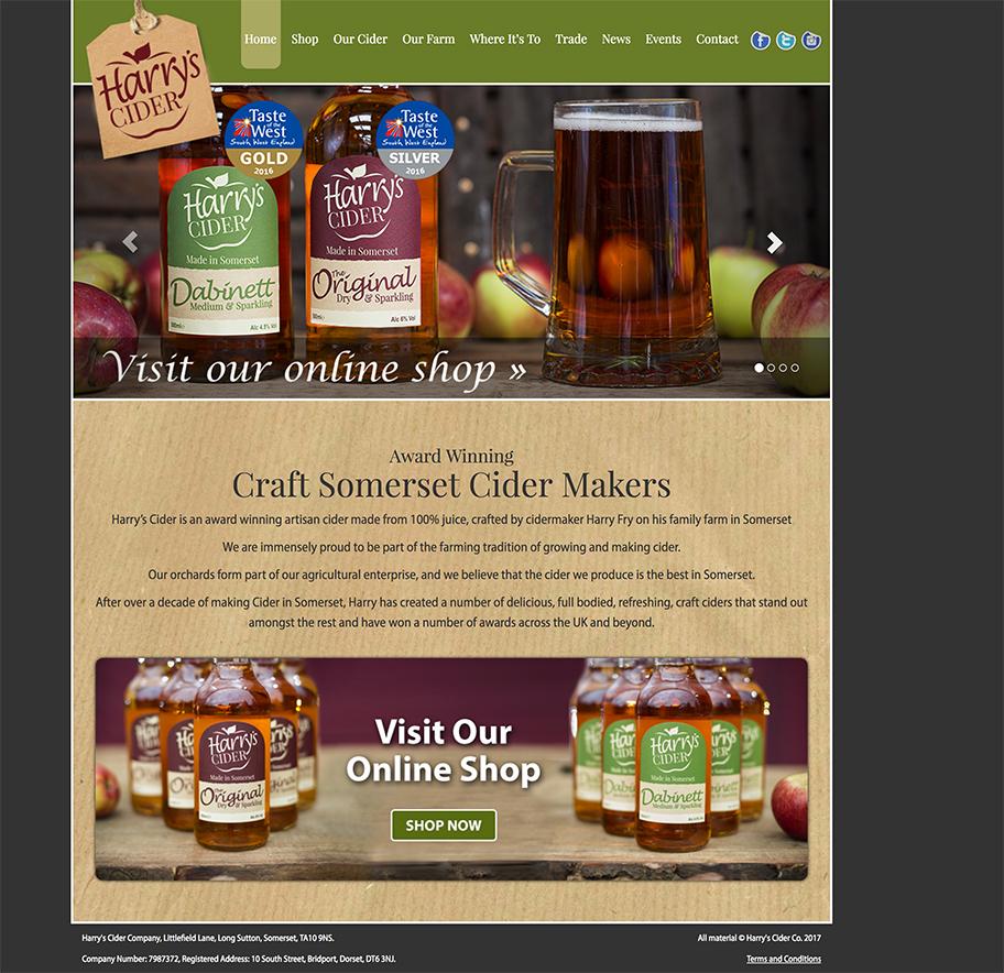 Harrys Cider Company