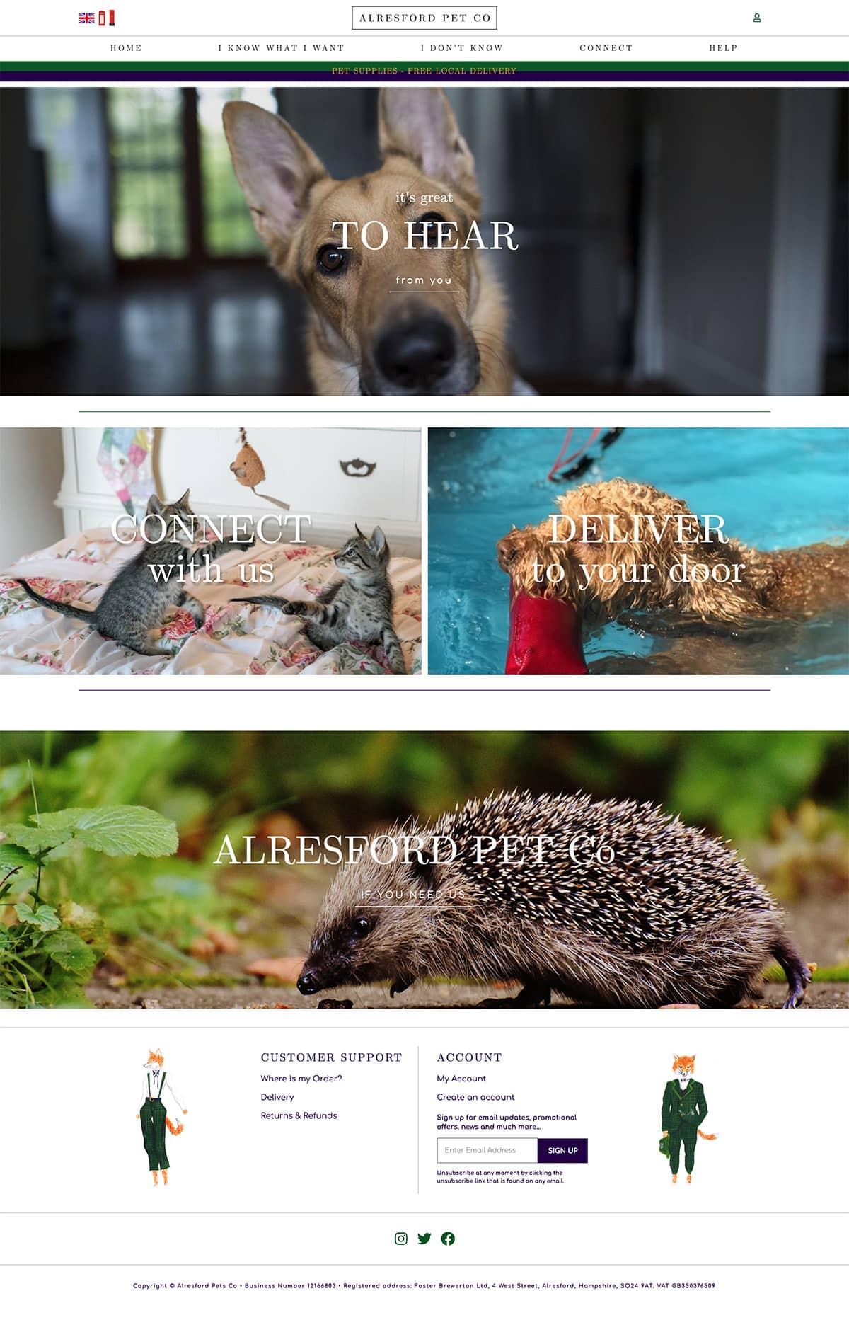 Alresford Pets