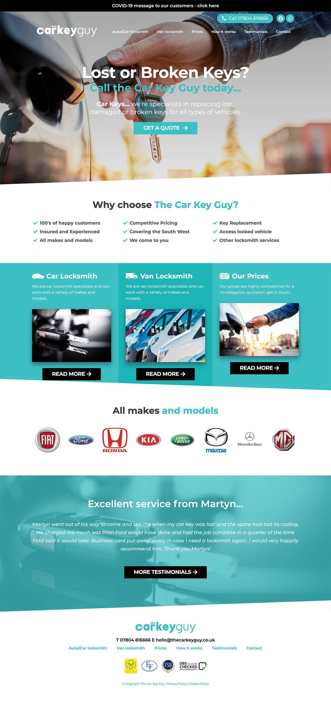 The Car Key Guy